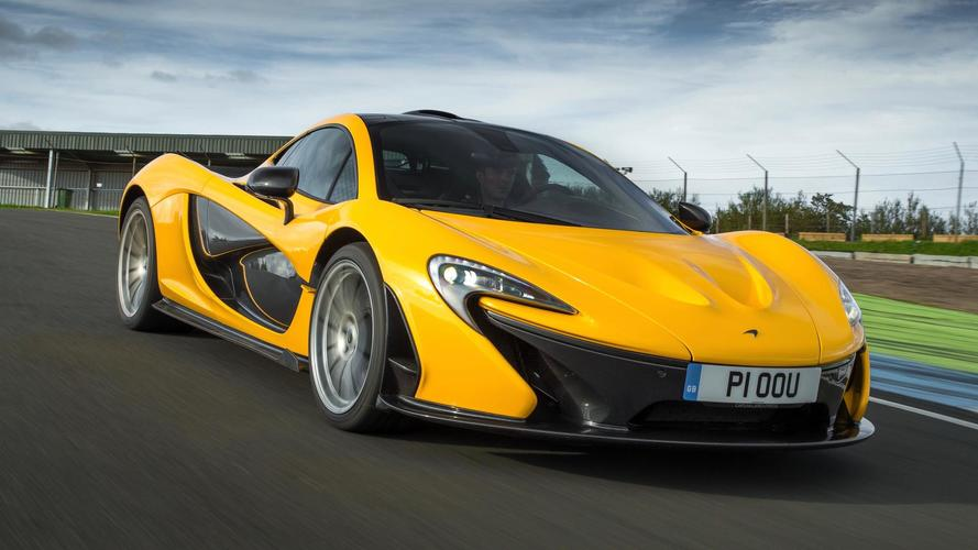 McLaren rules out electric hypercar because it would be too heavy