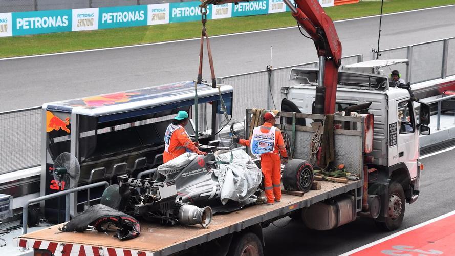 Incidente de Grosjean lembra Massa na Hungria 2009