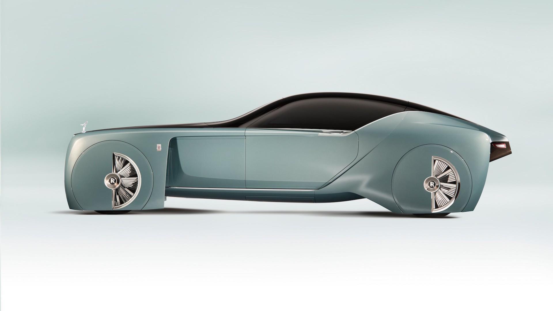 Rolls-Royce Silent Shadow: Planen die Briten ein Elektroauto der Luxusklasse?