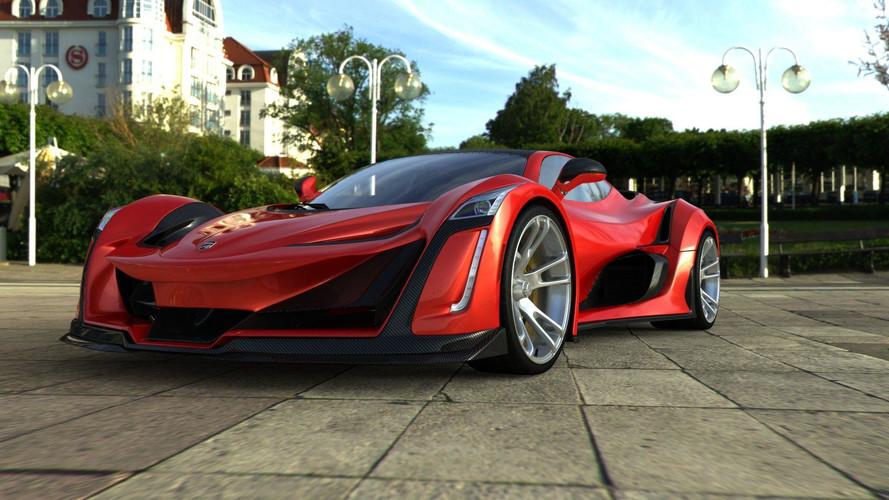 Anibal Icon, el nuevo superdeportivo canadiense con motor Porsche