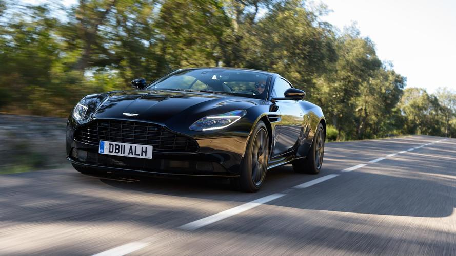 Primera prueba Aston Martin DB11 V8: menos cilindros, más diversión