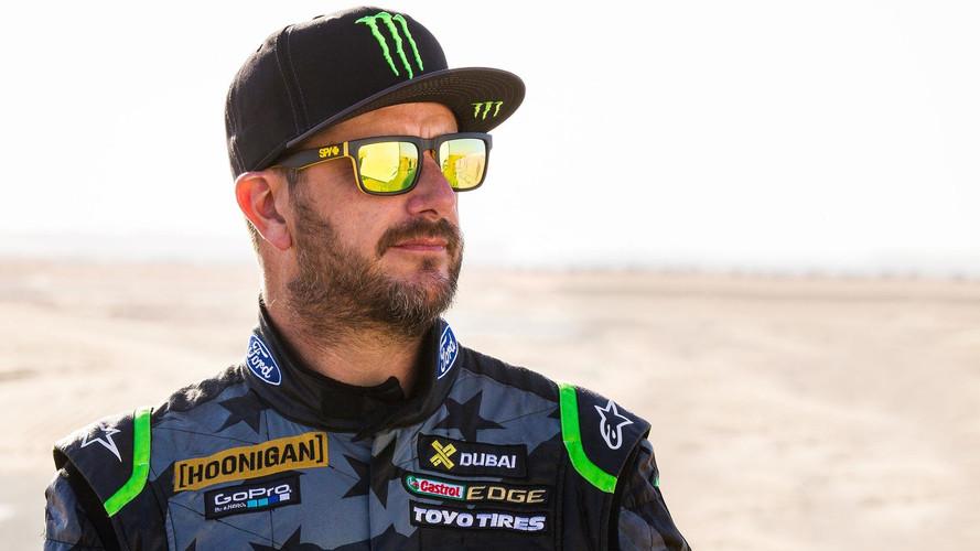 Ken Block prueba en el Dakar el todoterreno eléctrico de la Extreme E