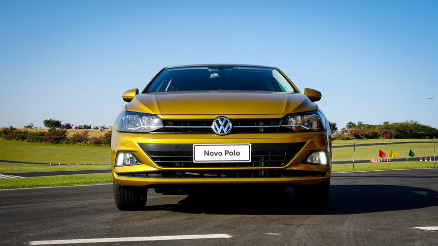 Novo Volkswagen Polo 200 TSI Highline 2018
