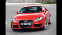Audi TT con S-Line pack