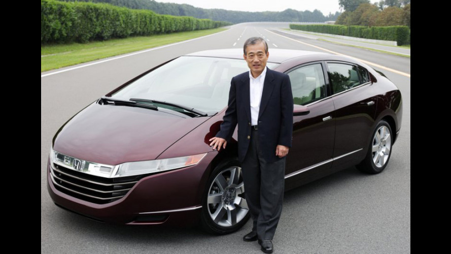 Honda per la mobilità eco-sostenibile