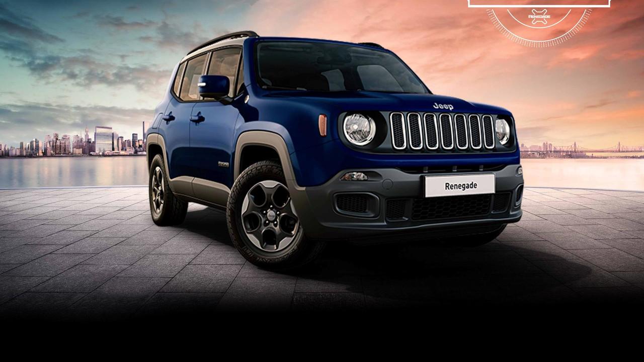 Jeep Renagade Premium