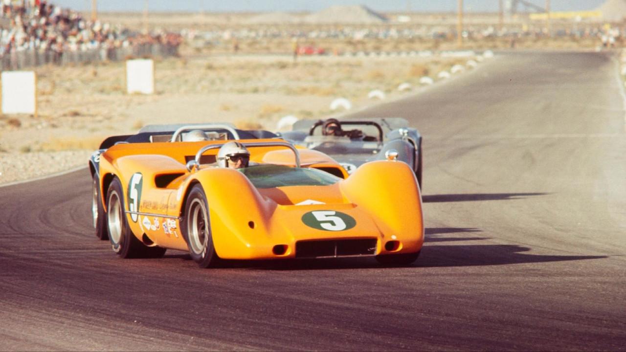 McLaren Canam