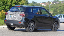 Suzuki Vitara Refresh Spy Shots