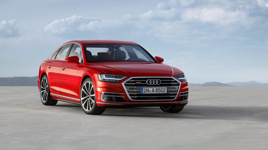 New Audi Naming Scheme