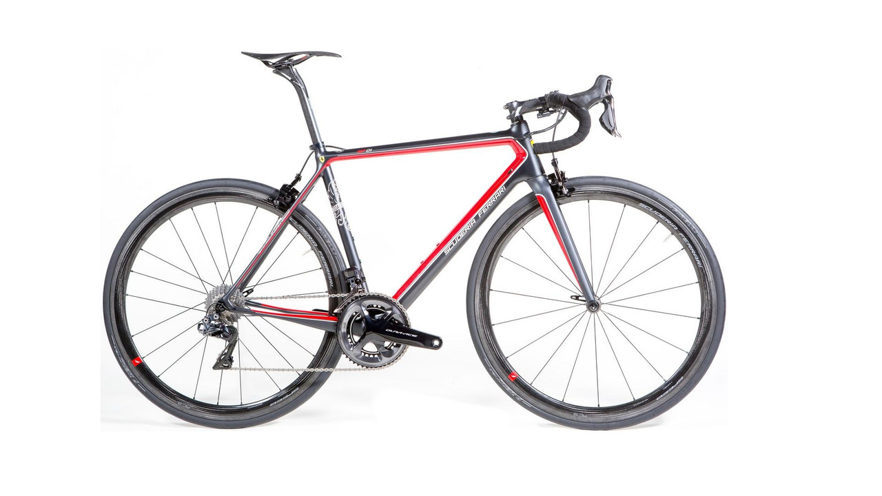 Binachi SF01 road bike