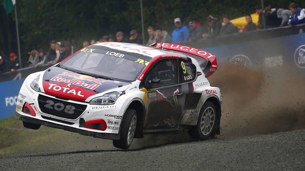 Peugeot préfère le rallycross à l'Endurance