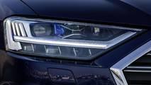 2019 Audi A8 lazer ön far