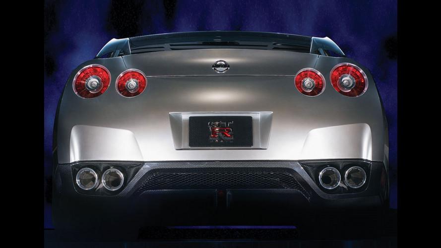 La nuova Skyline GT-R è sempre più vicina...