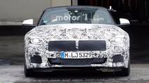 BMW Z4 2018 Roadster, fotos espía