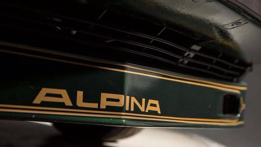BMW Alpina B7S Turbo Coupe 1982