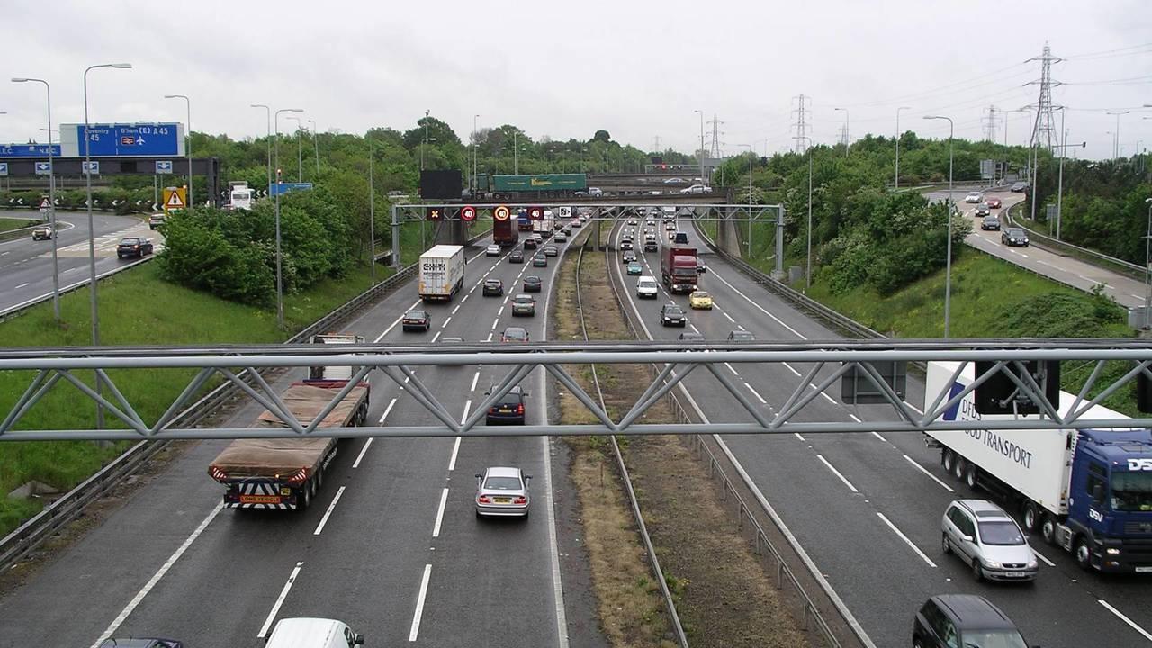 M42 Smart Motorway