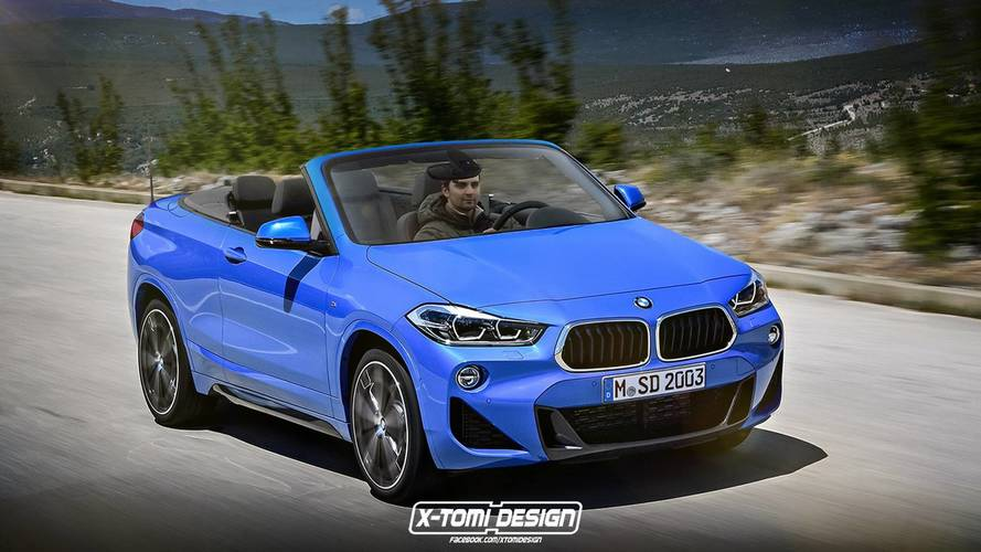Consider Yourself Warned: BMW Allegedly Pondering X2 Convertible