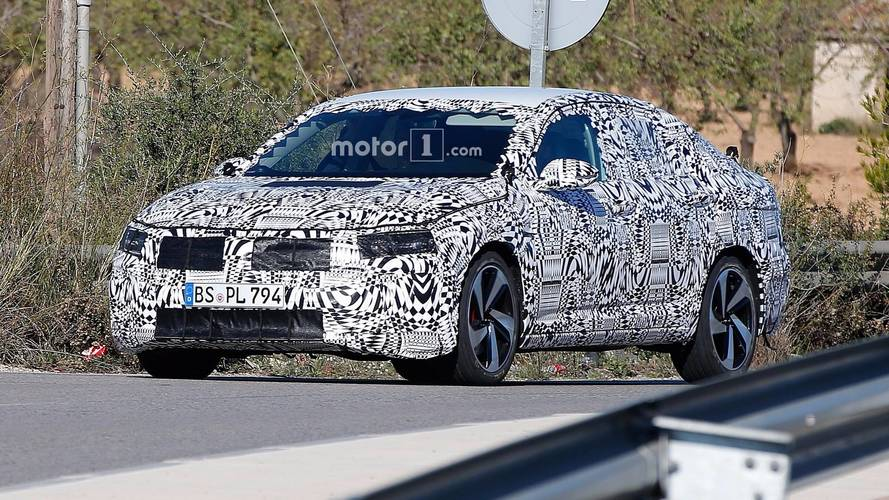 2019 VW Jetta GLI spy photos