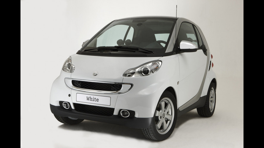 smart è official car della XV maratona di Roma