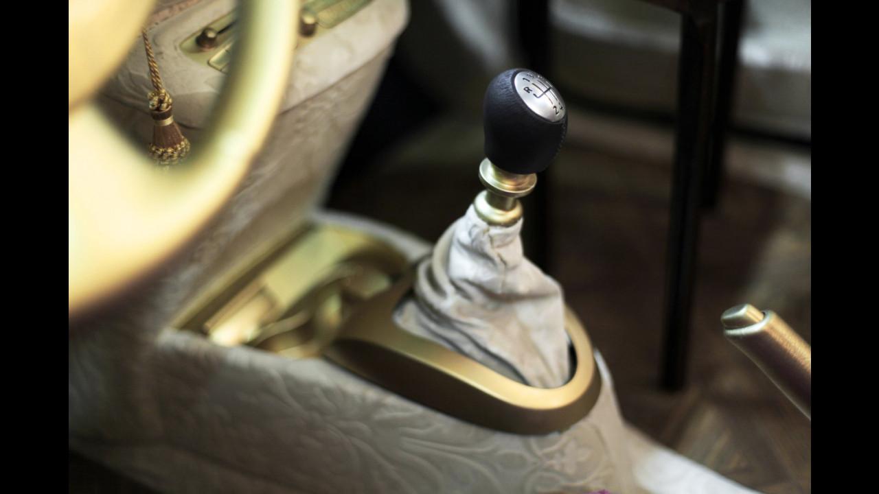 Renault Twingo: restyling d'artista