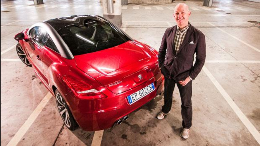 Peugeot RCZ, la prova di Matt [VIDEO]