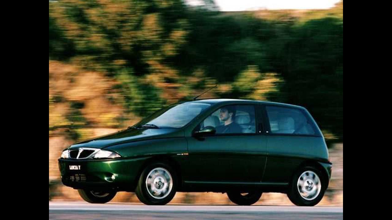 Lancia Ypsilon, tre generazioni e un futuro incerto | Motor1.com Foto