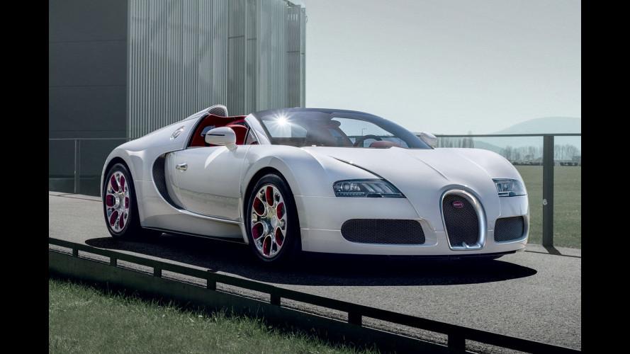 "Bugatti Veyron Grand Sport ""Wei Long 2012"""