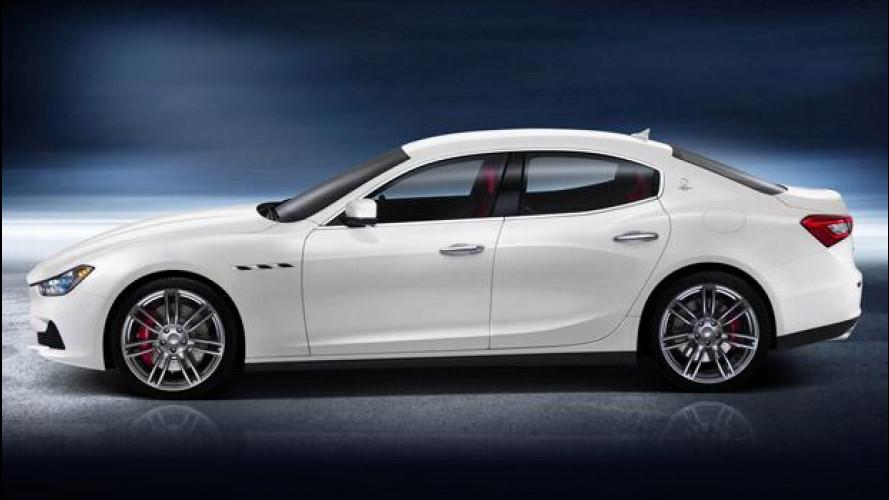 Nuova Maserati Ghibli: i prezzi