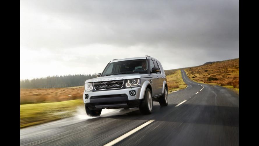 Land Rover Discovery, il coltellino svizzero dei SUV [VIDEO]