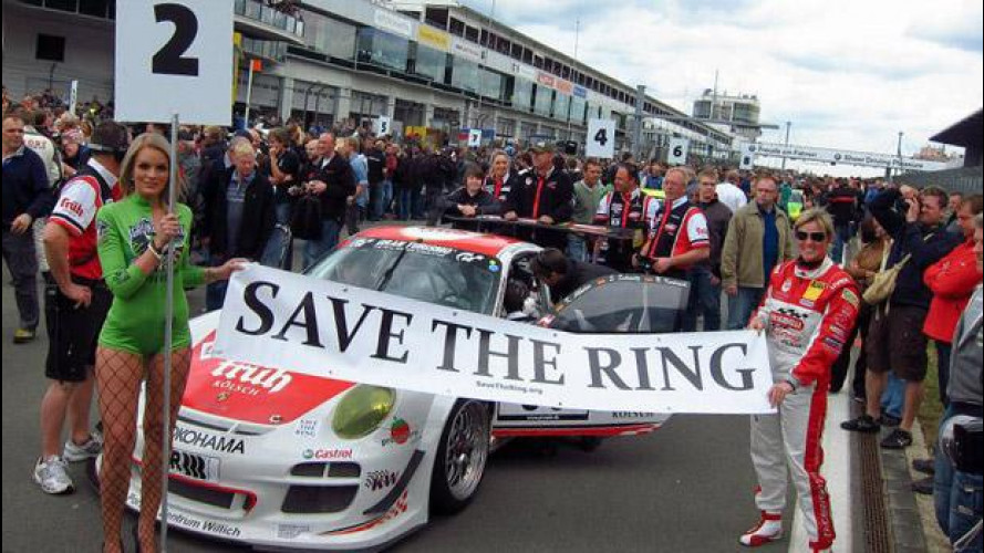Il Nurburgring è in bancarotta
