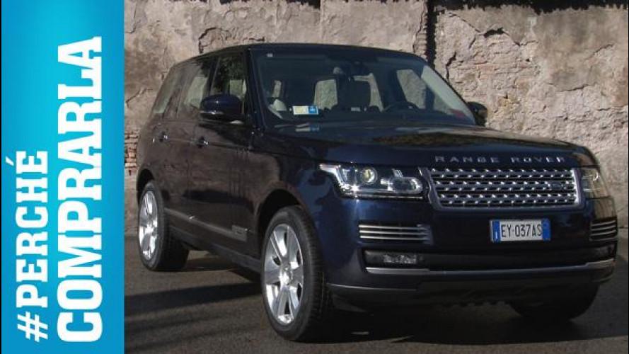 Range Rover Hybrid, perchè comprala... e perchè no [VIDEO]