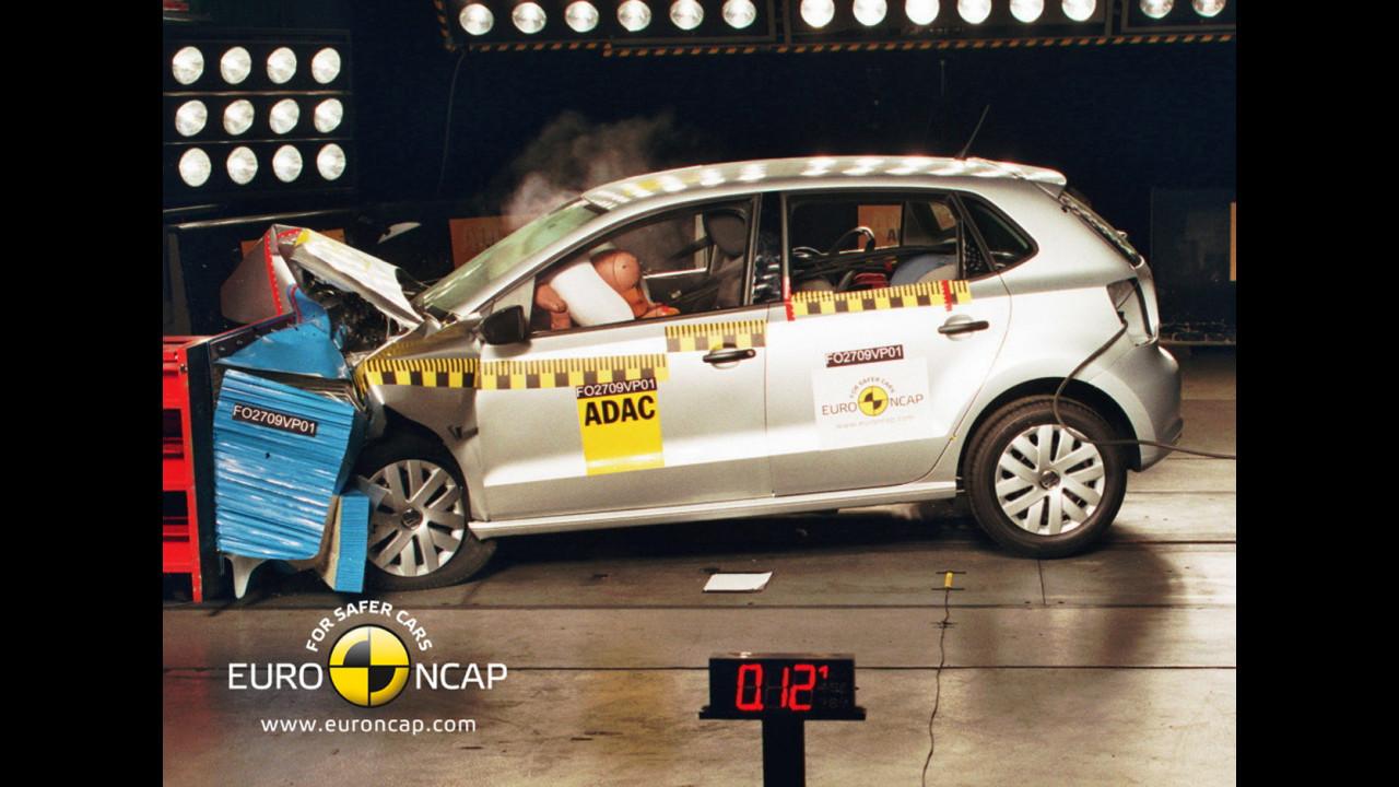 Volkswagen Polo - Crash Test agosto 2009