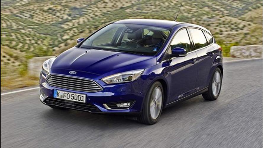 Ford Focus, a lei la