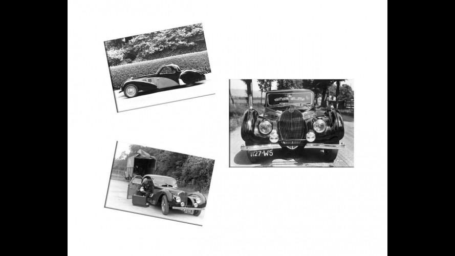 4,4 milioni di dollari per la Bugatti 57S Atlante