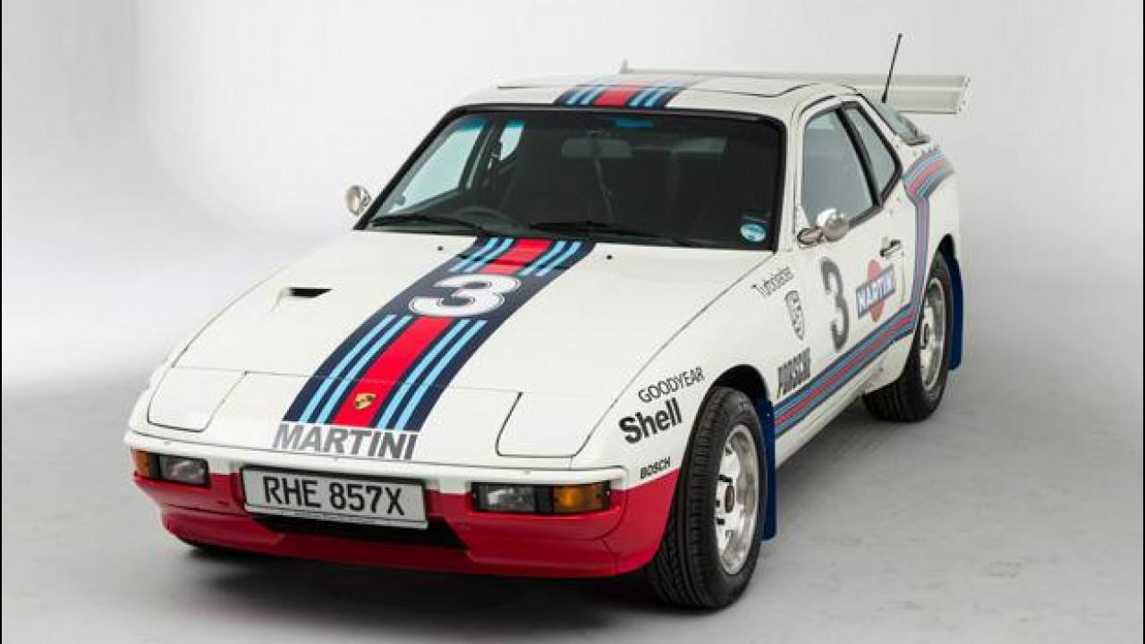 [Copertina] - Una Porsche 924 in regalo con un SMS