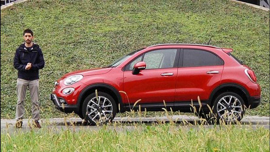Fiat 500X, come va l'auto italiana più