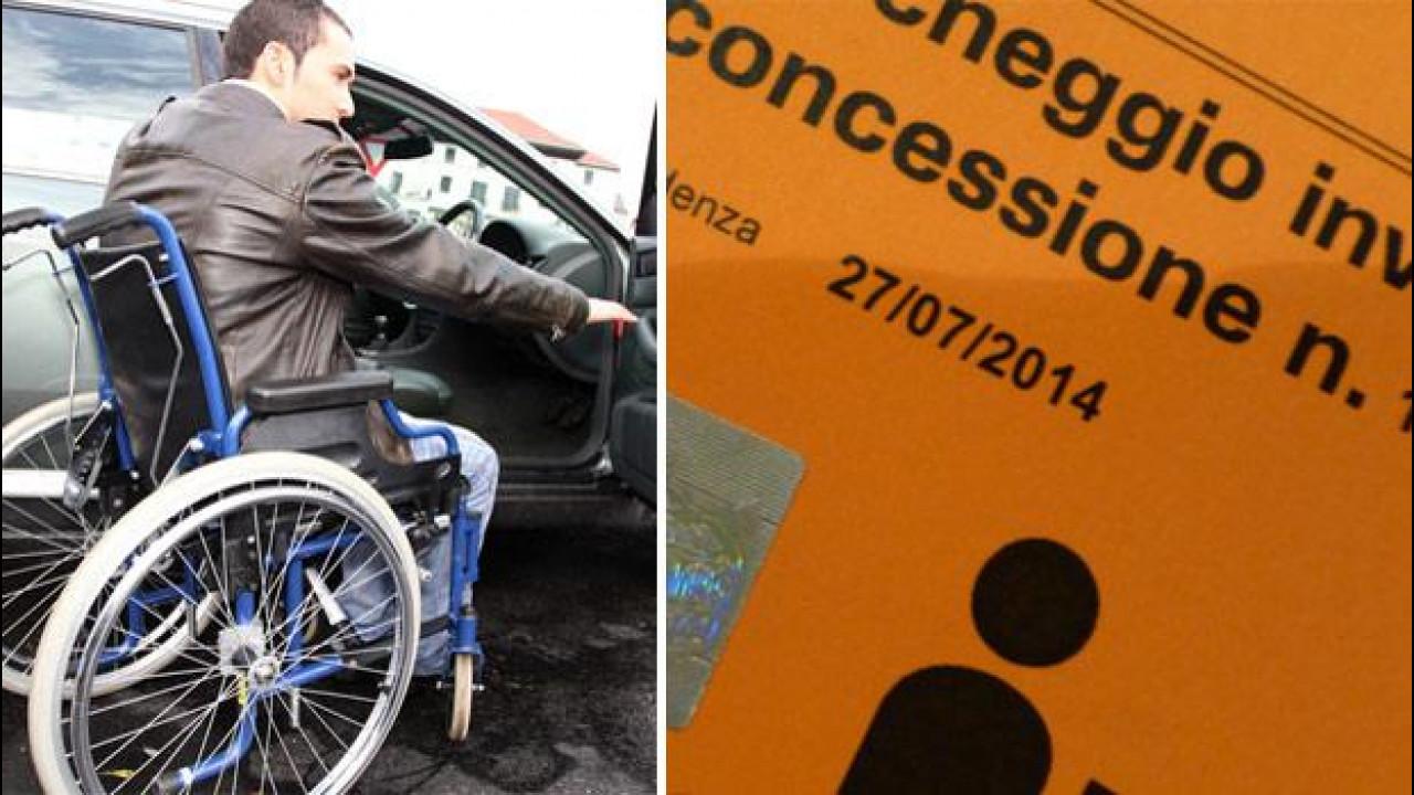 [Copertina] - Pass disabili: copia grossolana? Niente truffa