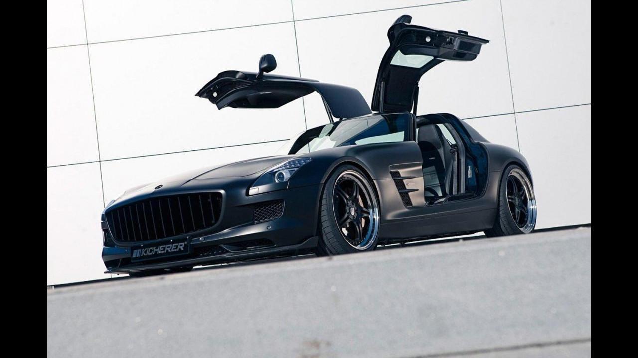 Mercedes SLS 63 Supersport GT by Kicherer