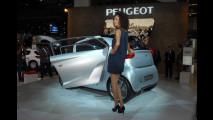 Peugeot BB1 al Salone di Francoforte 2009
