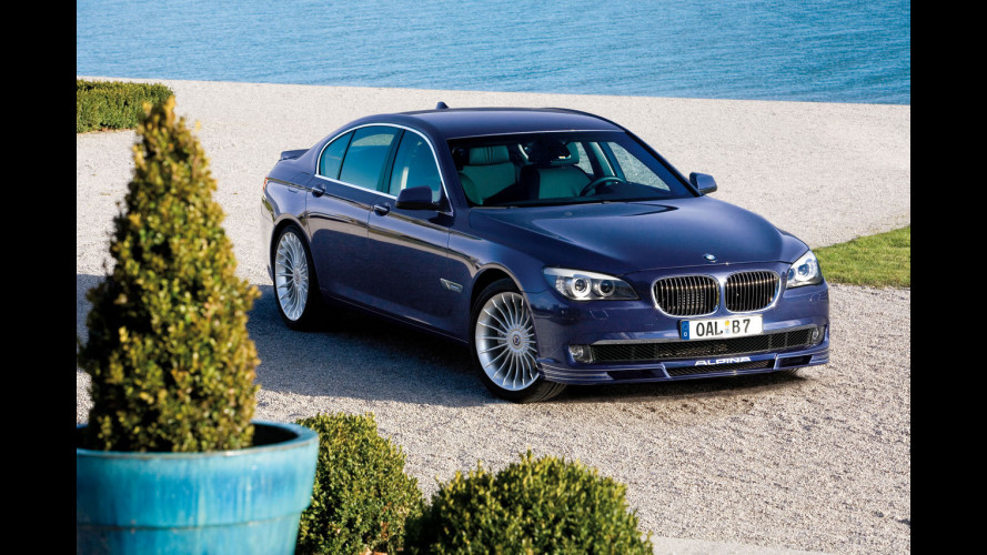 Alpina B7 Bi-Turbo