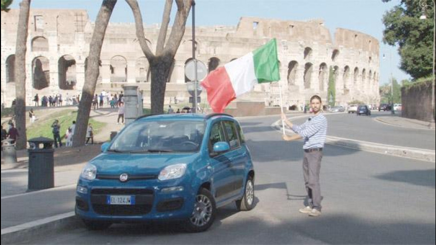 Fiat Panda, prova su strada dell'auto più venduta in Italia [VIDEO]