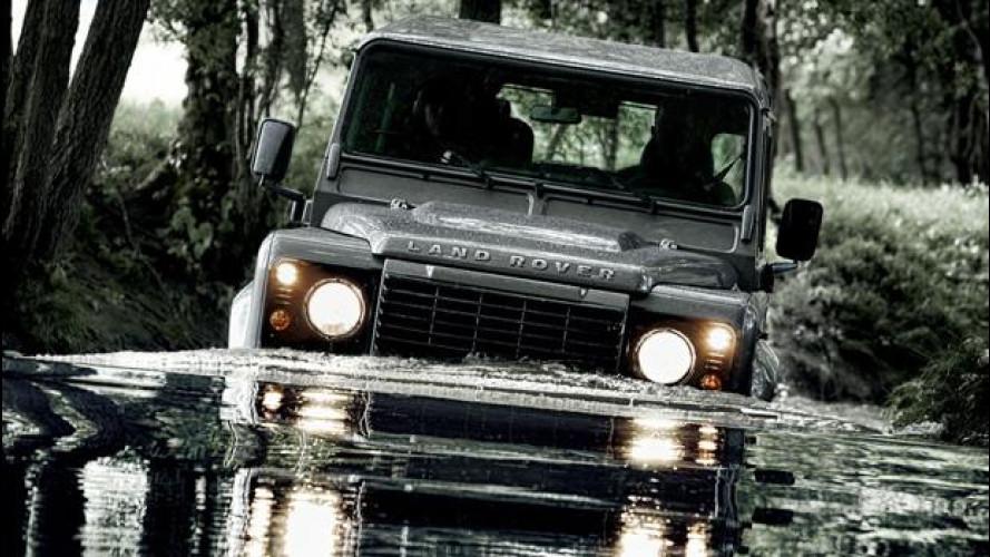Land Rover Defender, 2015 ultimo anno di produzione