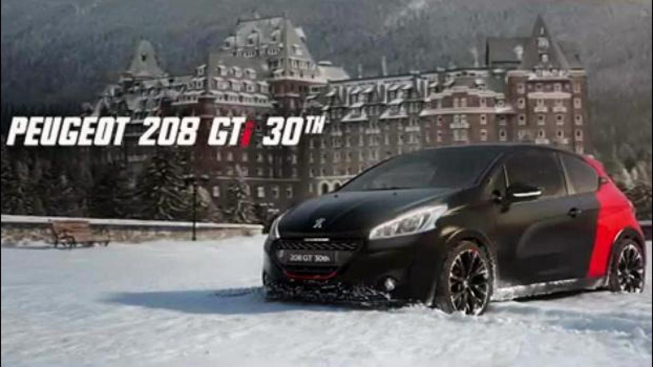 [Copertina] - Peugeot 208 GTi, The Legend Returns