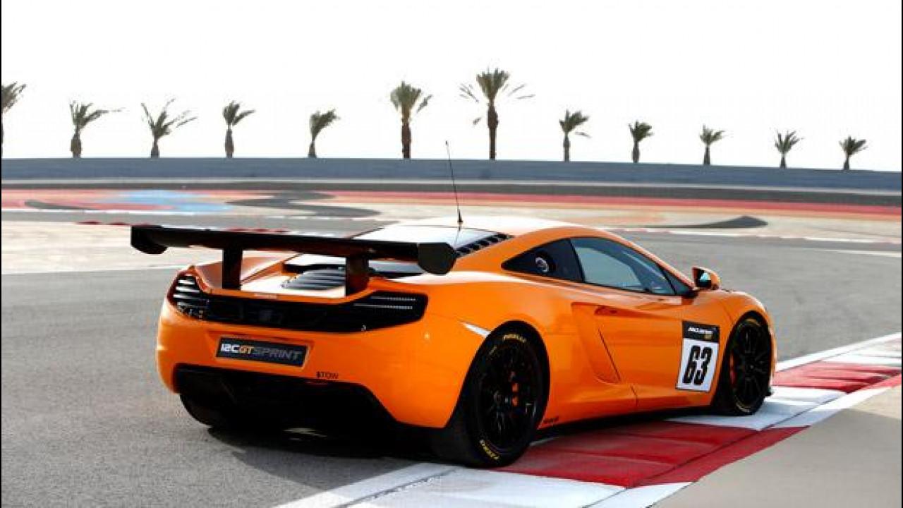 [Copertina] - McLaren 12C GT Sprint
