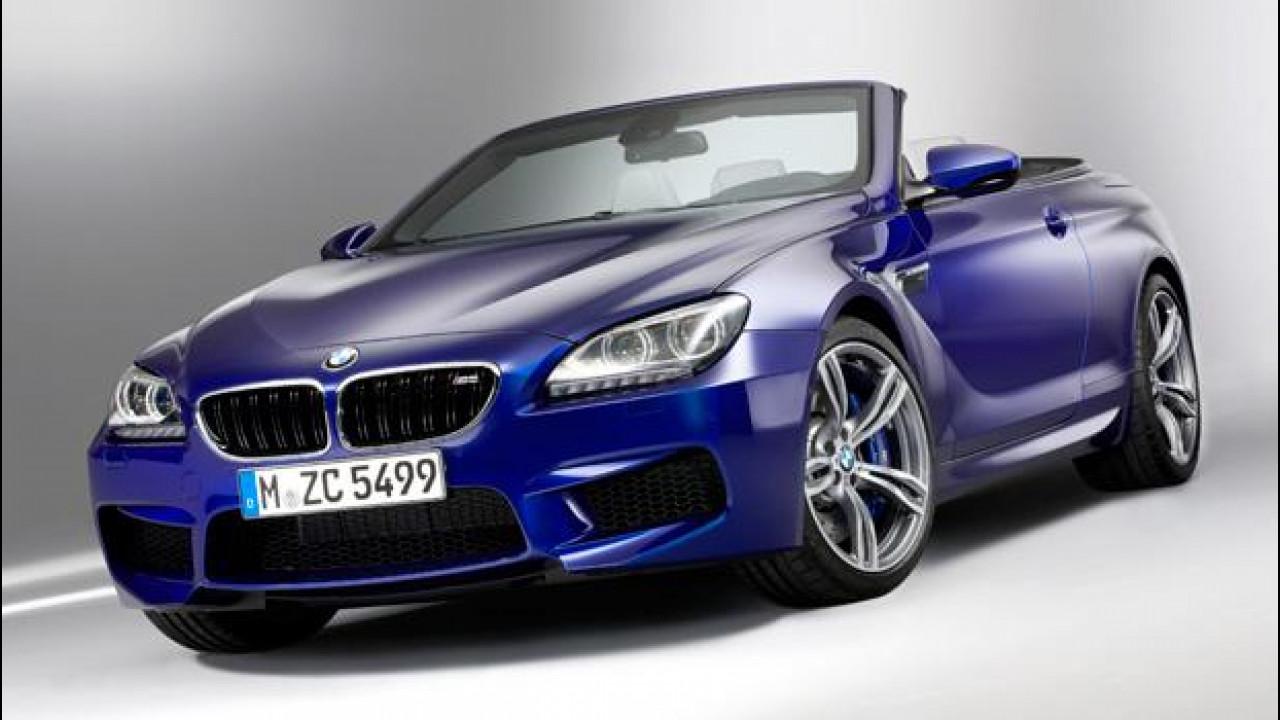 [Copertina] - Nuova BMW M6 Cabrio: prezzi da 139.700 euro