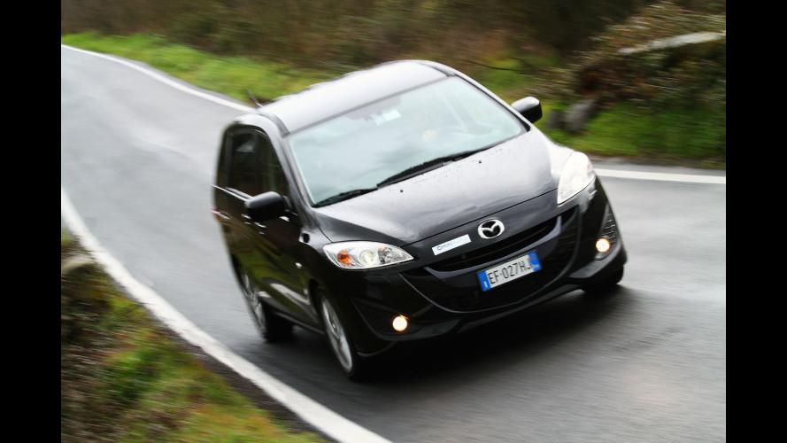 Mazda5 1.6 CD 115 CV Dynamic Space