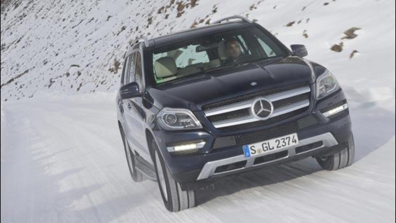 [Copertina] - Mercedes GL 350 BlueTEC 4Matic, ovunque in prima classe