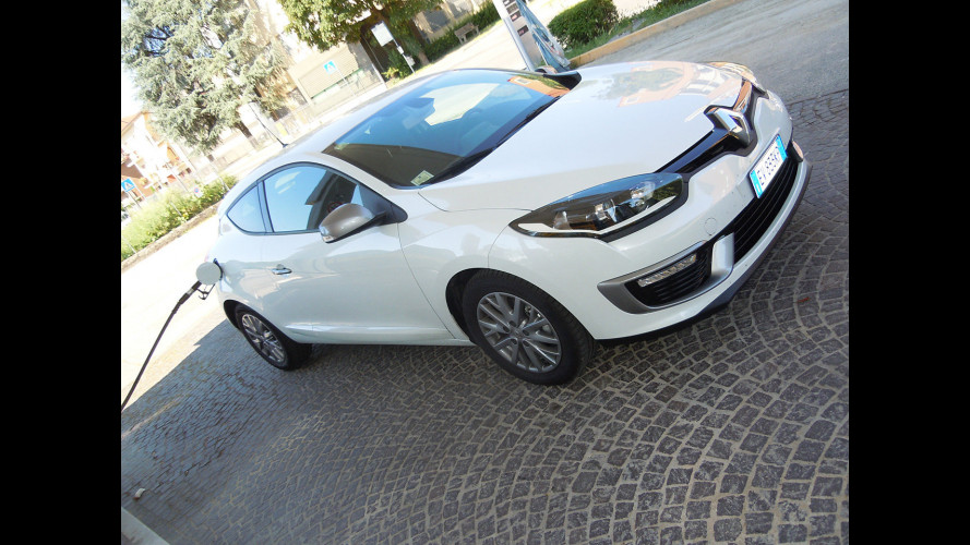 "Renault Megane Coupé 1.5 dCi, la prova dei consumi ""reali"""