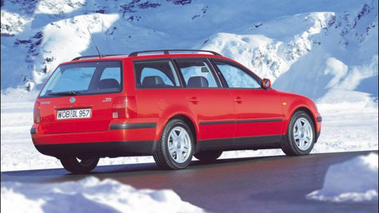 [Copertina] - Volkswagen Passat, otto generazioni a confronto