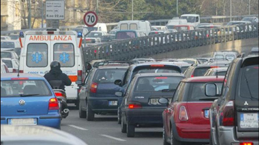 Blocco del traffico a Milano e provincia: da martedì 15 gennaio ferme le Diesel Euro 3